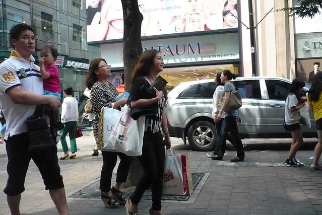 Myeongdong Seoul 首爾 明洞