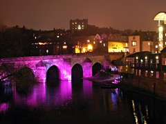 Elvet Bridge, 1228