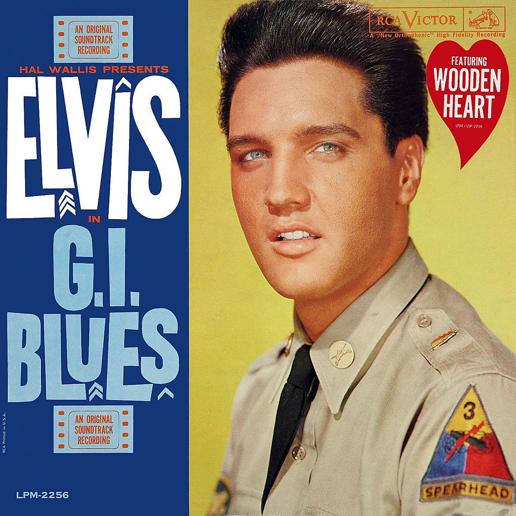 ELVIS IN GI