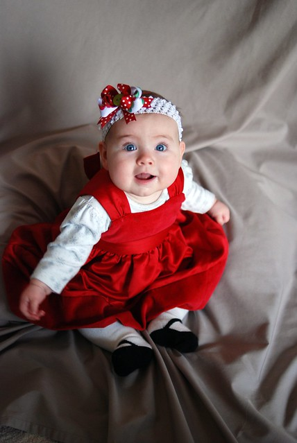 Madelyn 6-month photoshoot-8