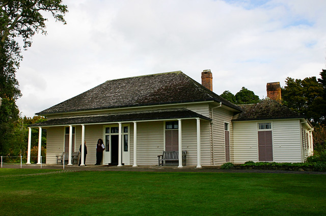 waitangi house