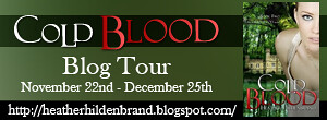 Cold Blood Blog Tour