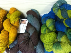 Yarn from Knitting Rose