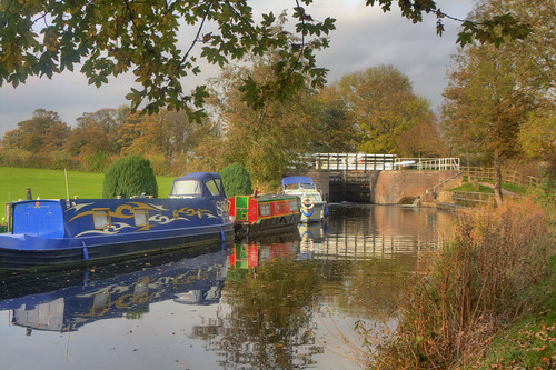 Rhodesfield lock