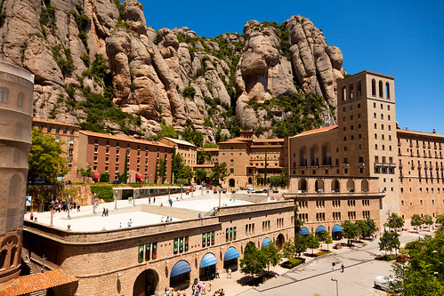Monistrol de Monserrat, Spain