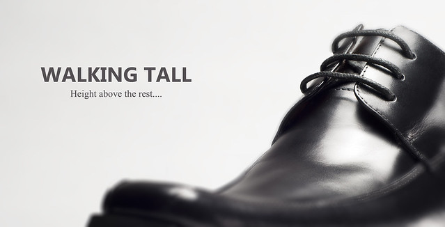 Walking Tall - Close Up