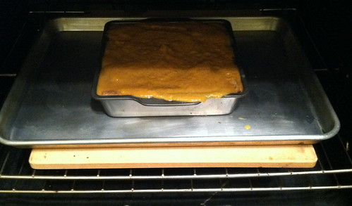 Pumpkin Bread Pudding - Wheat Bread