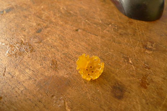 Citronelle : first partial print