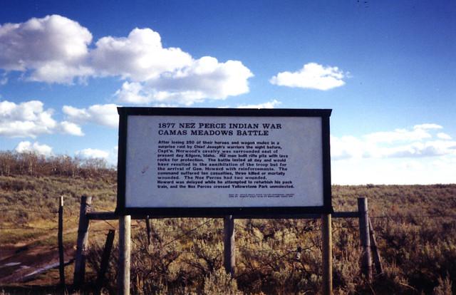 Camas Battlefield