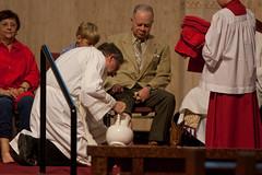 Holy Thursday Mass - April 01, 2010