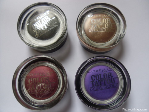 Maybelline Color Tattoo 24 hr Eyeshadow