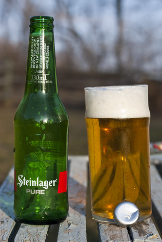 Review: Steinlager Pure (New Zealand) by Cody La Bière