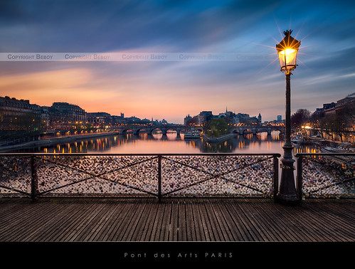 Pont des Arts, Paris | Explored #78 |