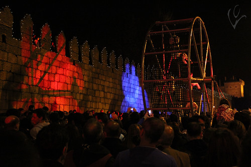 Tempo para Criar - La Fura dels Baus - Guimarães CEC 2012