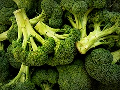 plant stem(0.0), brassica(1.0), broccoli(1.0), vegetable(1.0), green(1.0), produce(1.0), food(1.0),