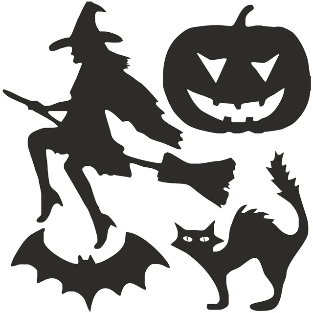 Armarios Fernando Mooca ~ Adesivos Decorativos de Halloween (1un) Flickr Photo Sharing!