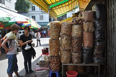Mercat per medicina tradicional