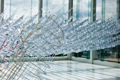 Alyson Shotz @ Espace Louis Vuitton Tokyo