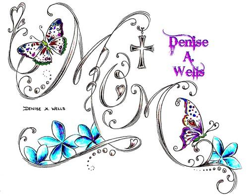 mom tattoo design by denise a wells inked i have been des flickr photo sharing. Black Bedroom Furniture Sets. Home Design Ideas