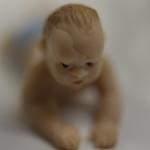 creepy baby
