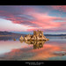 Sunrise in Mono lake by Sankar Salvady