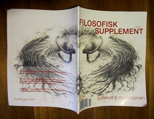 Filosofisk Supplement #3, 2011
