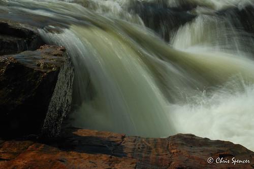 ontario waterfalls campbellford healeyfalls