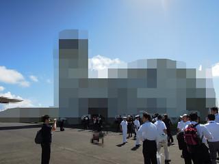 自衛隊硫黄島基地の管制塔