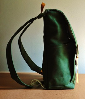 Great Outdoors Bag Profile