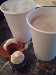 whipped cream, horchata, food, dairy product, drink, latte, milkshake,