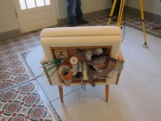 נעם טבנקין, אובייקט-סובייקט, מתוך התערוכה