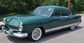 1954 Kaiser Factory Super Charged