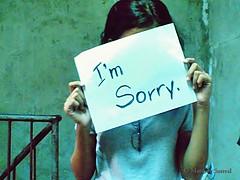 I'm Sorry —Maroon Surreal (Flickr.com)
