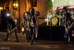 Black Veil Brides Video shoot (30)