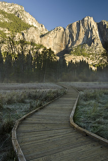 Yosemite Boardwalk