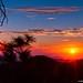 A Stunning Sunset from Sunrise Highway @ Mt.Laguna, Julian, CA by skhimsara
