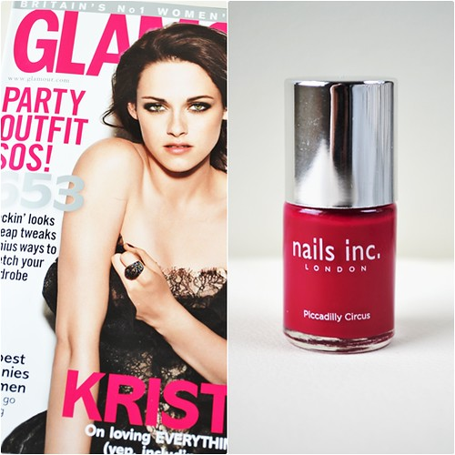 Magazine freebies november 2011 makeup savvy makeup for Elle magazine this month