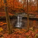 Blue Hen Falls - Cuyahoga Valley National Park.