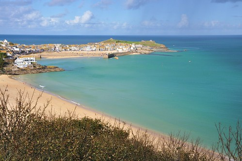light of St Ives