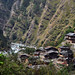 A Himalayan Village by anandamoy