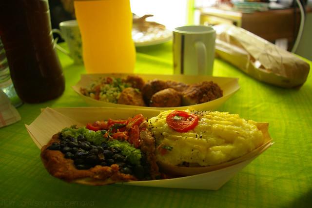 Cocina vegana comida vegana de el piano en granada - Cocinas el barco granada ...