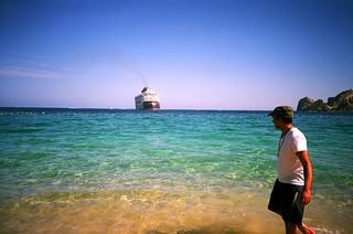 Image of Playa El Medano. cabosanlucas