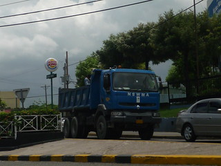 Renault Kerax-Kingston, Jamaica (National Solid Waste Management Authority)