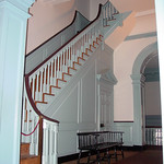 02t Independence Hall - Staircase to Steeple - NRHP-66000683 (E)
