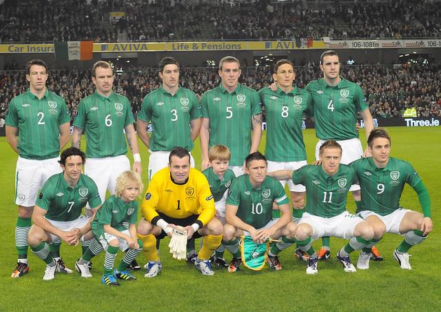 Republic of Ireland National Football Team   www.demotix.com…   Flickr - Photo Sharing!