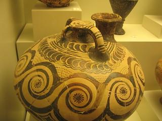Zakros Stirrup Jar (1500 - 1450 BCE)