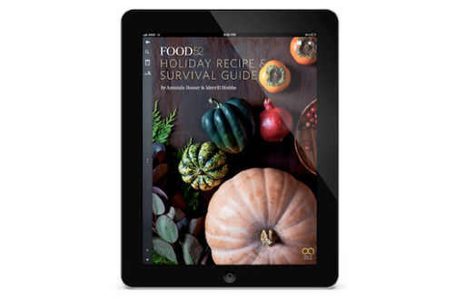 FOOD52 Holiday Recipe and Survival Guide
