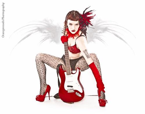 Rock Heaven - Loretta Jean by Toni Wallachy