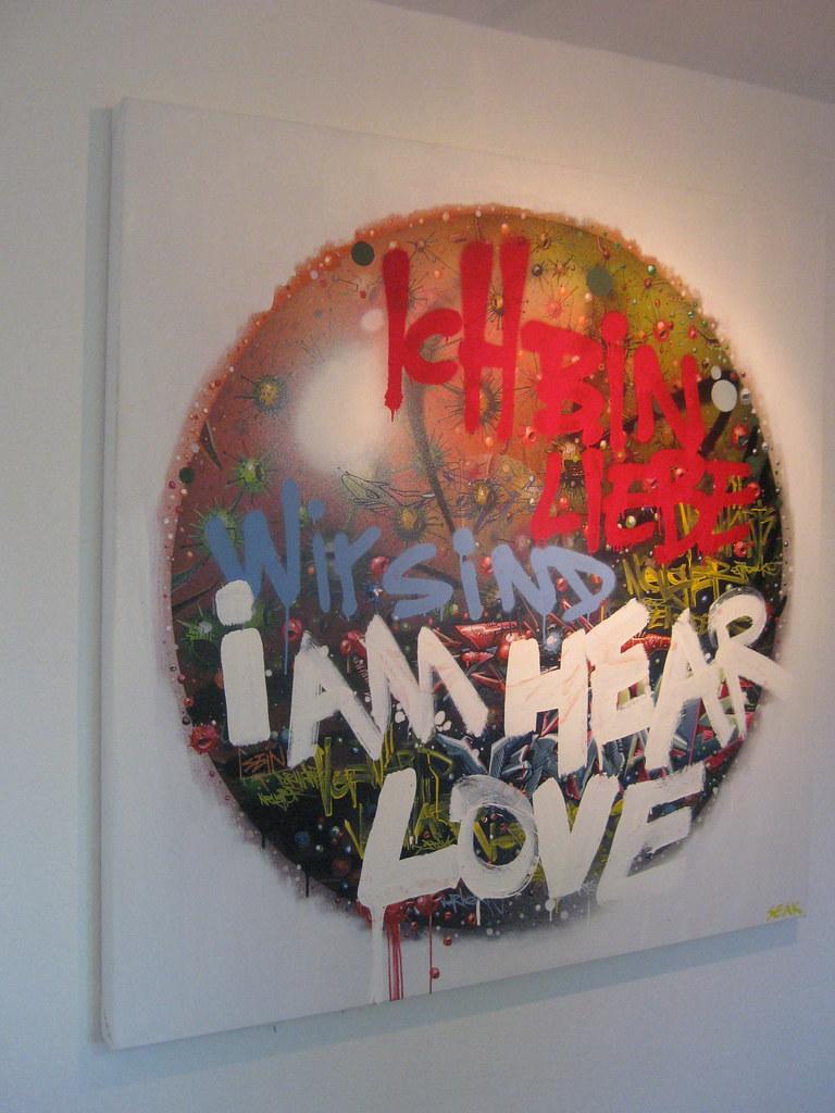 Sold/Verkauft: Ich bin Liebe