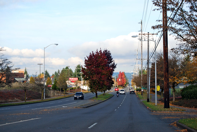 SR 163 in Tacoma